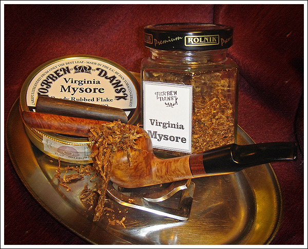 Va Mysore Ready Rubbed Flake