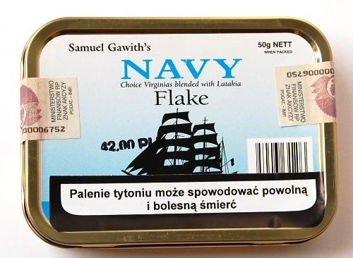 SG Navy Flake