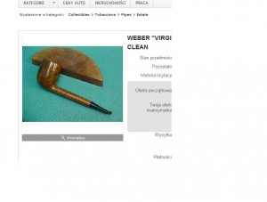 "Weber ""Virgin Natural"""