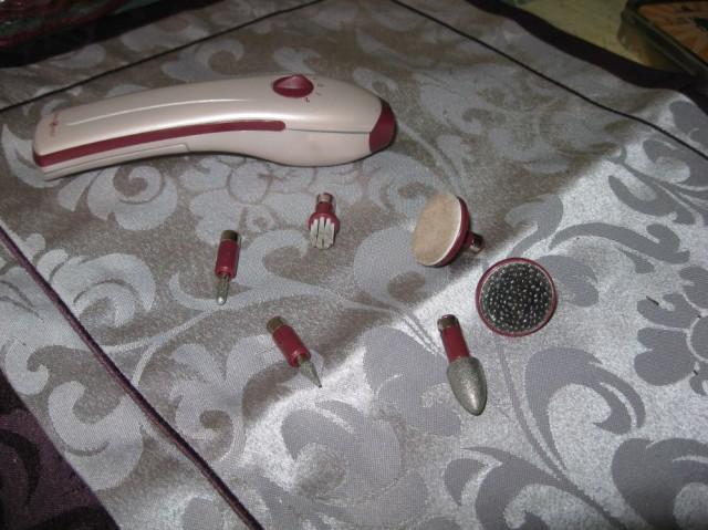 Do paznokci i… do fajki