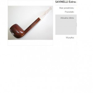 Savinelli Extra