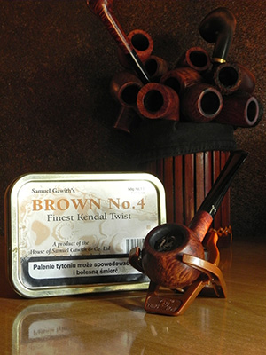 SG Brown No.4 Twist