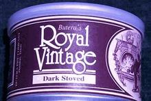 Butera's Royal Vintage Dark Stoved