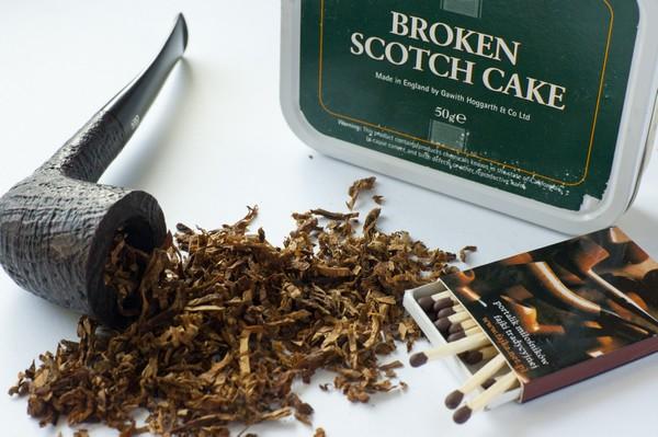 GH Broken Scotch Cake