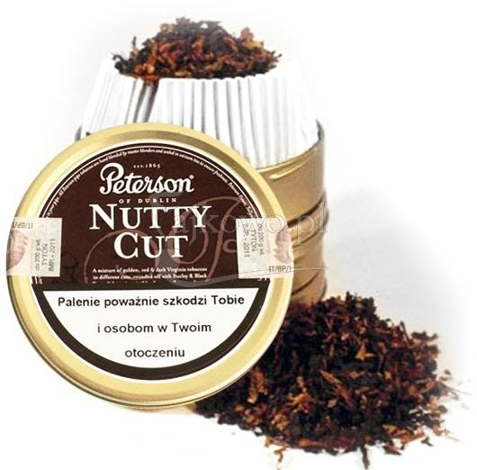 Peterson Nutty Cut: recenzja @redelka