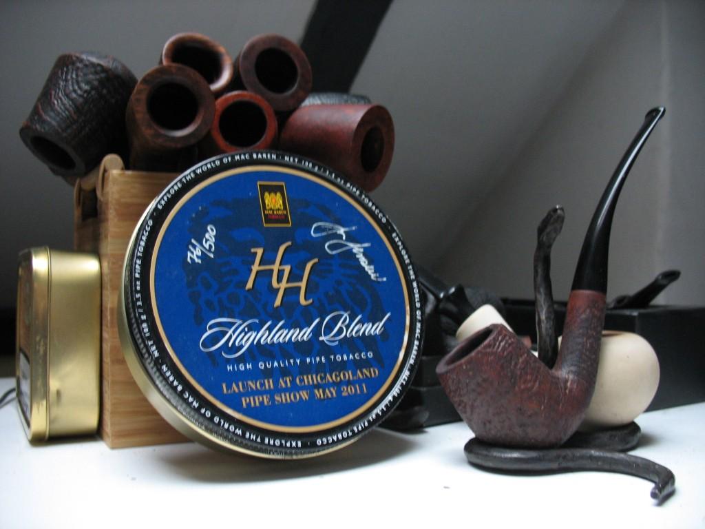Mac Baren HH Highland Blend