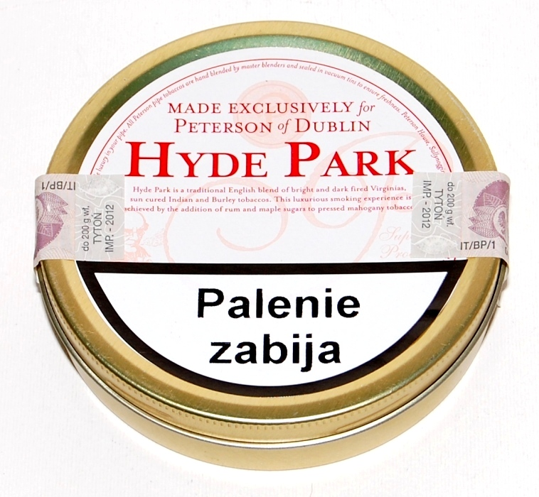 Peterson Hyde Park