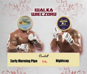 Fajkowy pojedynek: Early Morning Pipe vs. Nightcap