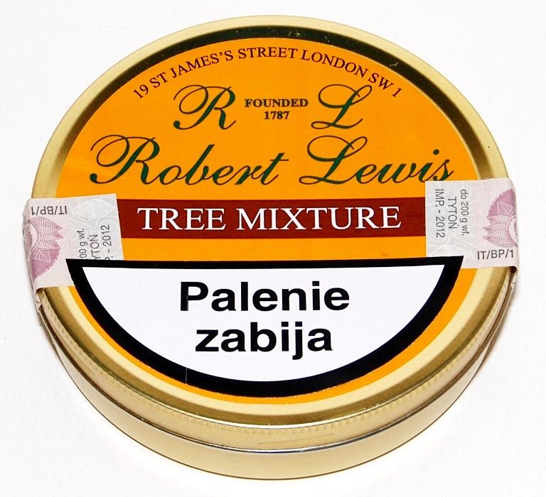 Robert Lewis Tree Mixture – recenzja @Martino
