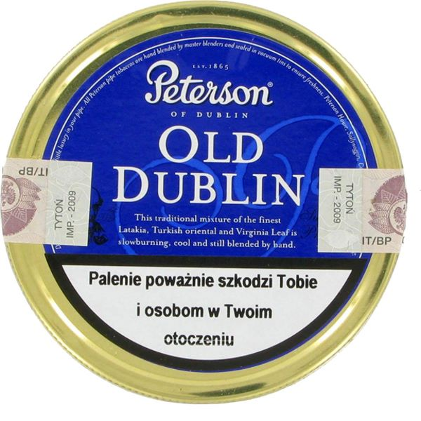 Peterson Old Dublin – recenzja Qwerty'ego