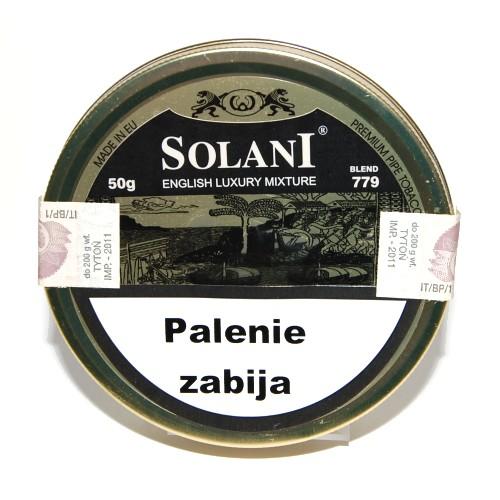 Solani English Luxury Mixture – recenzja @Scorpio