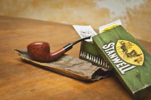 Seksowne #86 serii Hand Made z oryginalnym mieszkiem, pudełkiem oraz leafletem - lata '60 (fot. Paweł Dudzicki)