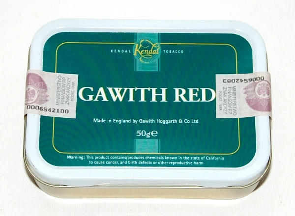 Gawith Red – recenzja @adama