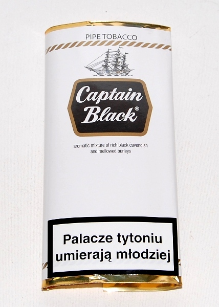 Captain Black Regular – recenzja @zrg