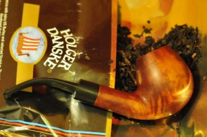 Holger Danske Black and Bourbon