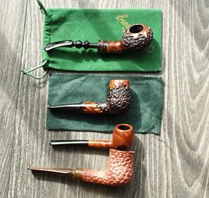 Zestaw 4 fajek wrzoścowych sprzedam