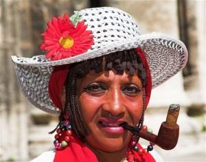 Cygaro w fajce