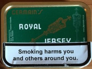 J. F. Germain's Royal Jersey Cavendish Mixture