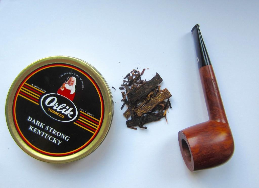 Orlik Dark Strong Kentucky – impresja po jednej fajce