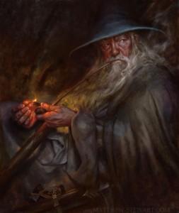 Władca Fajek: fajczarstwo w twórczości Tolkiena