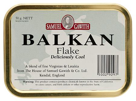 SG Balkan Flake – bałkański rozgardiasz