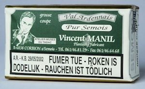 Semois Vincent Manil La Brumeuse
