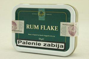 Rum Flake G&H – po kilku próbkach