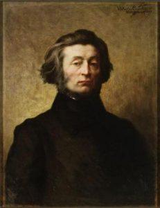 Portret Mickiewicza autorstwa T. Ciesielskiego (1899)