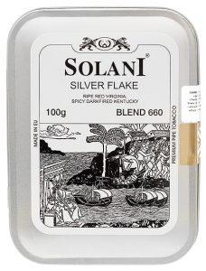 Solani Silver Flake