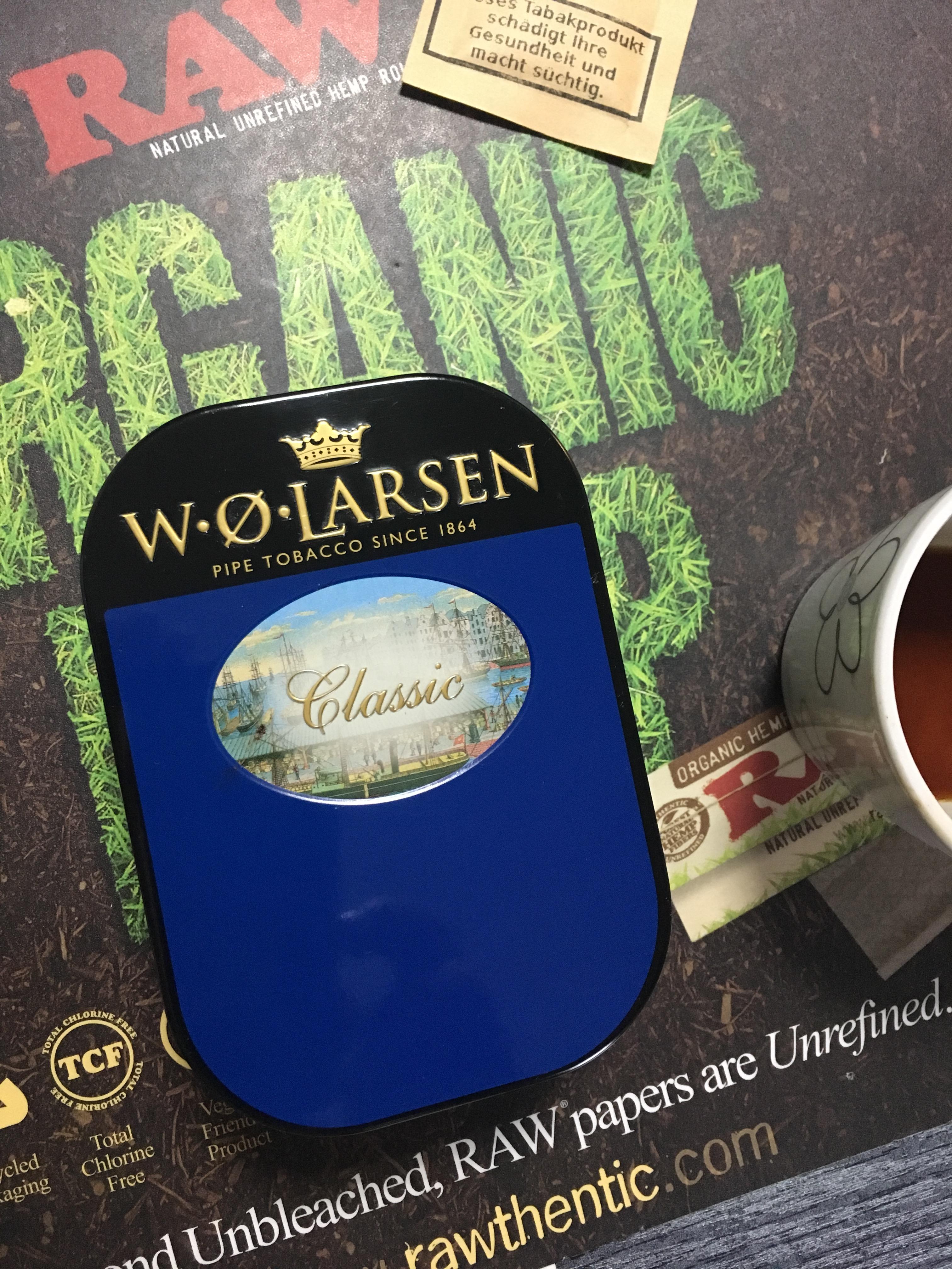 W.O.Larsen Classic – smakołyk