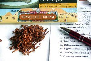 """Zbiorowy test tytoniu fajkowego Samuel Gawith """"Travellers Dream""""."""