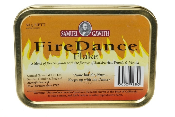 Samuel Gawith – Fire Dance Flake (video recenzja)