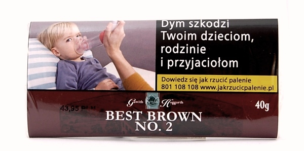 Gawith Hoggarth – Best Brown No. 2 (video recenzja)
