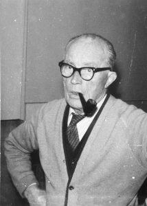 Zygmunt Radnicki (1894 – 1969) ostatni fajczarz ekspresjonista.