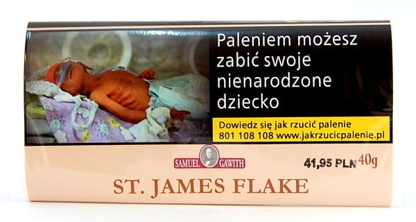 Samuel Gawith – St. James Flake (video)