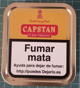 Capstan Gold Navy Cut – zwany żółtym