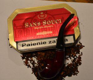 """Sans Souci – pałac mój widzę ogromny i  zmierzch """"beztroski"""" Planty?"""