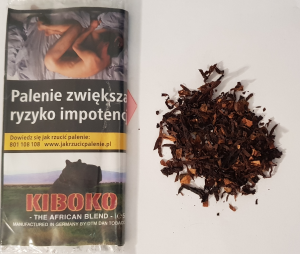 KIBOKO – czyli pożegnanie z Afryką