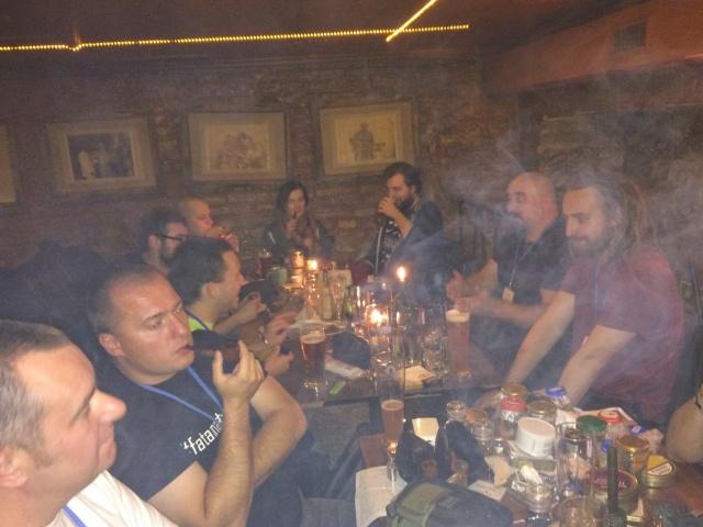 #fatalnaatmosfera – Kraków 2015 – Jesienne Spotkanie Fajkanetu